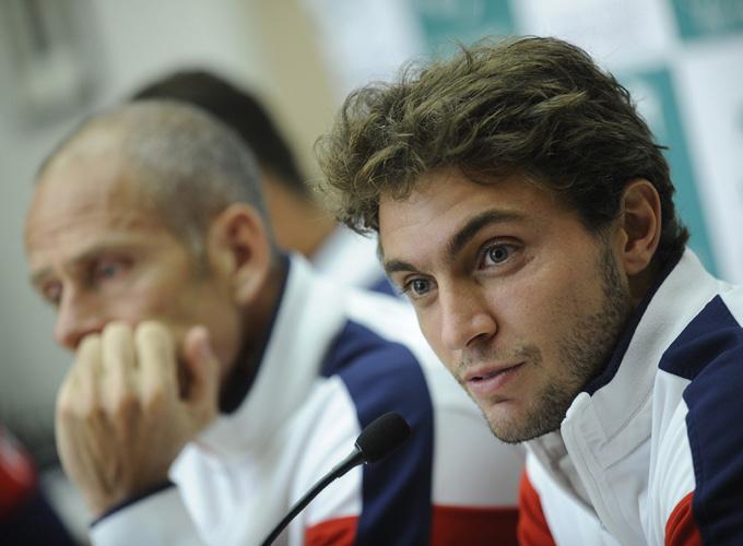 Gilles Simon, l'intello du tennis français, sera un grand entraîneur
