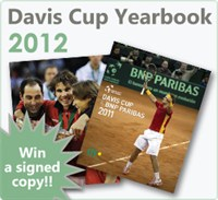 Davis Cup Yearbook competition