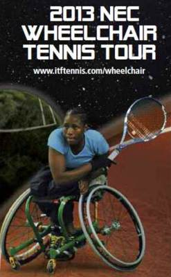2013 NEC Wheelchair Tennis Tour