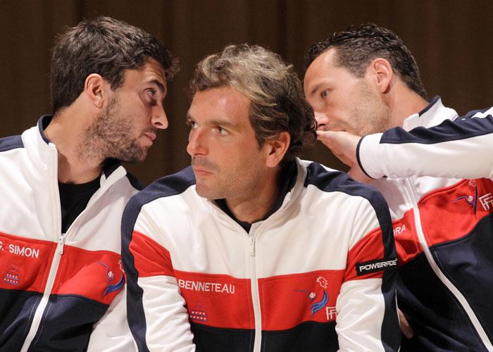 Сборная Франции по теннису