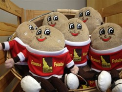 Idaho potato dolls