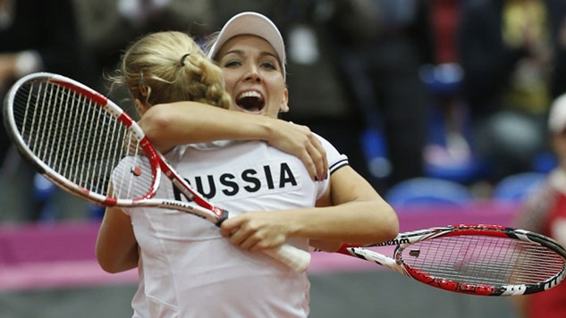 Italy to host Russia in November's Fed Cup Final