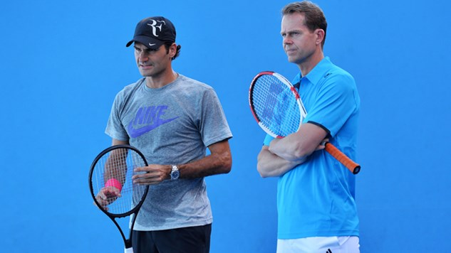 Davis Cup has been good for Federer, says Edberg