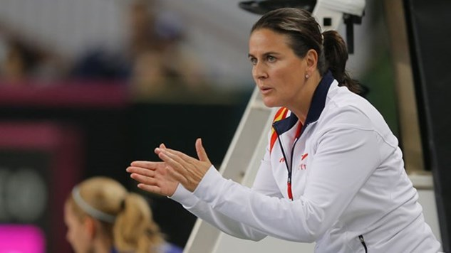 Martinez named Davis Cup captain for Spain