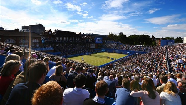 Queen's Club to host Great Britain-France quarterfinal