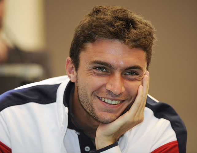 Gilles Simon earned a 7.5 million dollar salary - leaving the net worth at 13 million in 2018