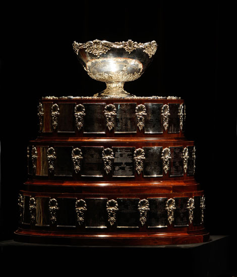 Davis Cup 2015 Quarter-Final 82063